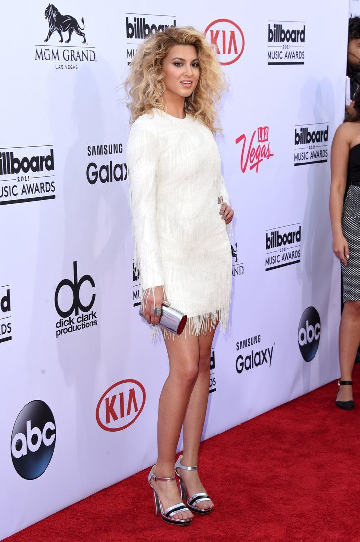 Pin for Later: Le Tapis Rouge des Billboard Awards Était Très Impressionnant Tori Kelly