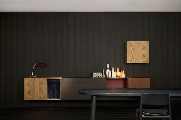 MODERN DINING - design by Piero Lissoni - Porro Spa