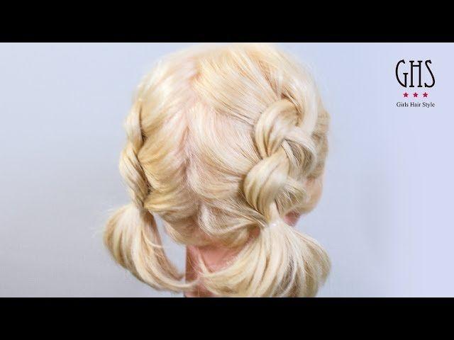 簡単 髪型 体育 祭