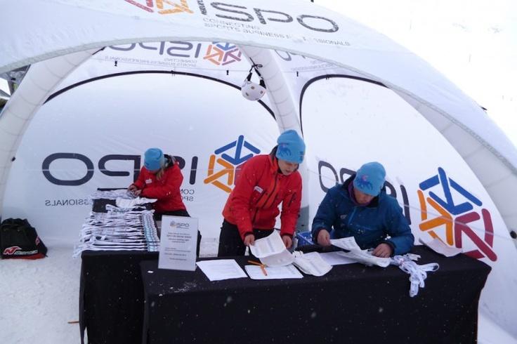 ISPO Snow Demo | X-GLOO 6x6 with Side Walls