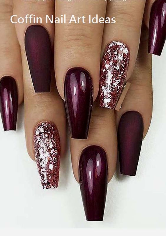 20 Trendy Sarg Nail Art Designs #nailartideas – …