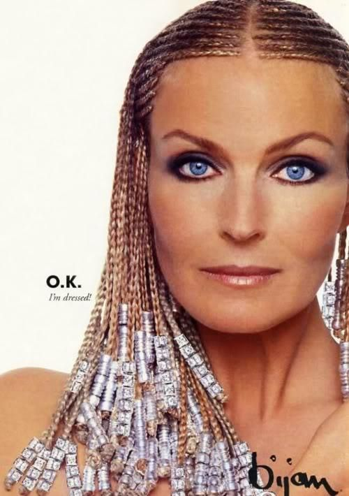 Image result for bo derek with braids