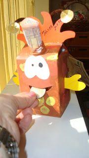 Φρου Φρουκατασκευές στον Παιδικό Σταθμό!: Παγκόσμια ημέρα αποταμίευσης.