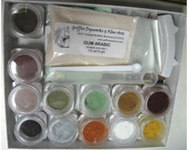 how to make your own paint from nature