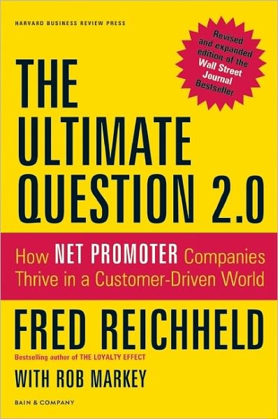 The Ultimate Question 2.0 by Fred Reichheld - Good book on making people into raving fans from a practical and measurable point of view.  I'm still thinking of how I'm supposed to implement it into #indiedev - Bryan http://lionroot.com/indiedev-education/
