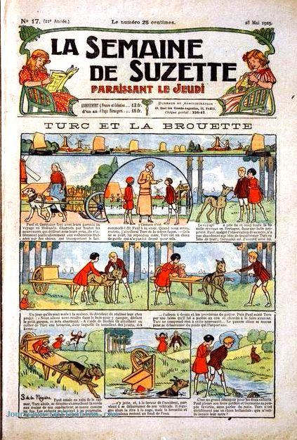 La Semaine de Suzette - 1905