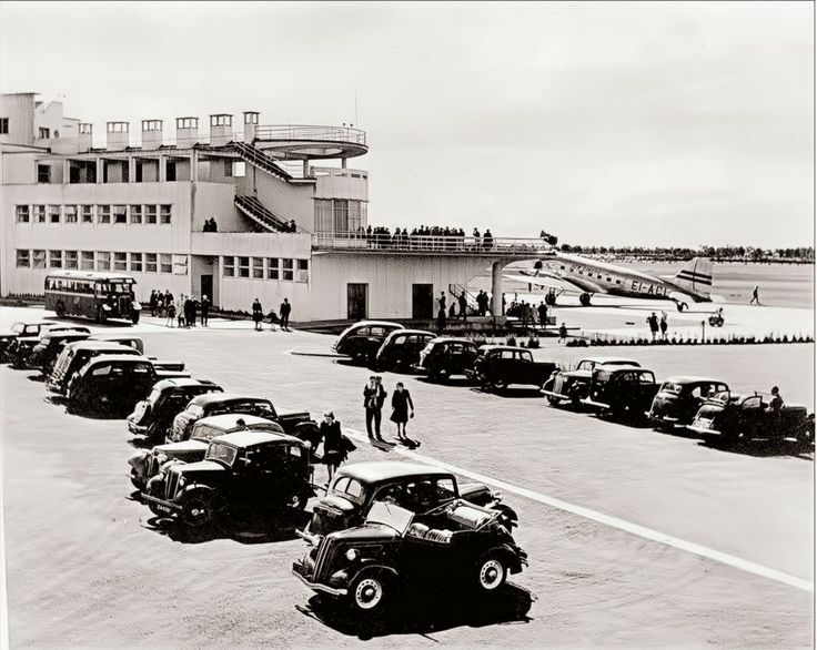 Dublin Airport in the 1950s