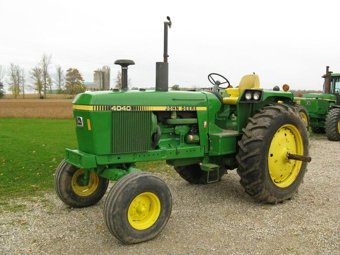 John Deere 4040 : Best images about john deere on pinterest