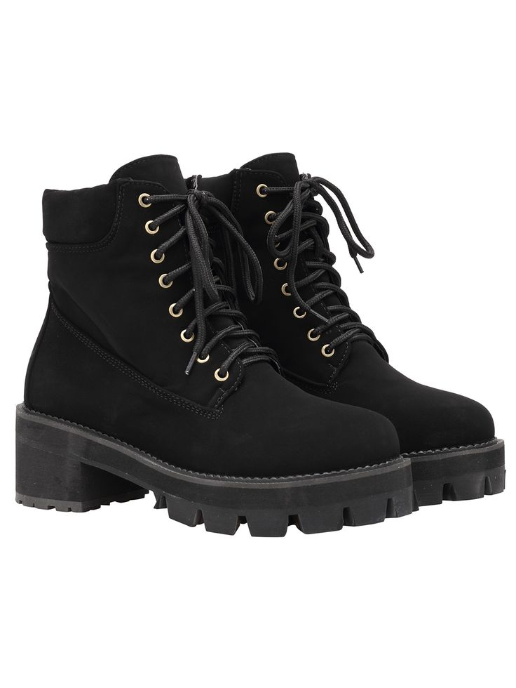 Shop Black Round Toe Lace Up Boots online. SheIn offers Black Round Toe Lace Up Boots & more to fit your fashionable needs.