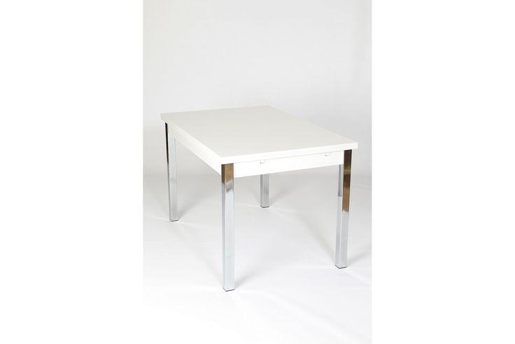 Spisebord Clemens Hvit | Chilli.no
