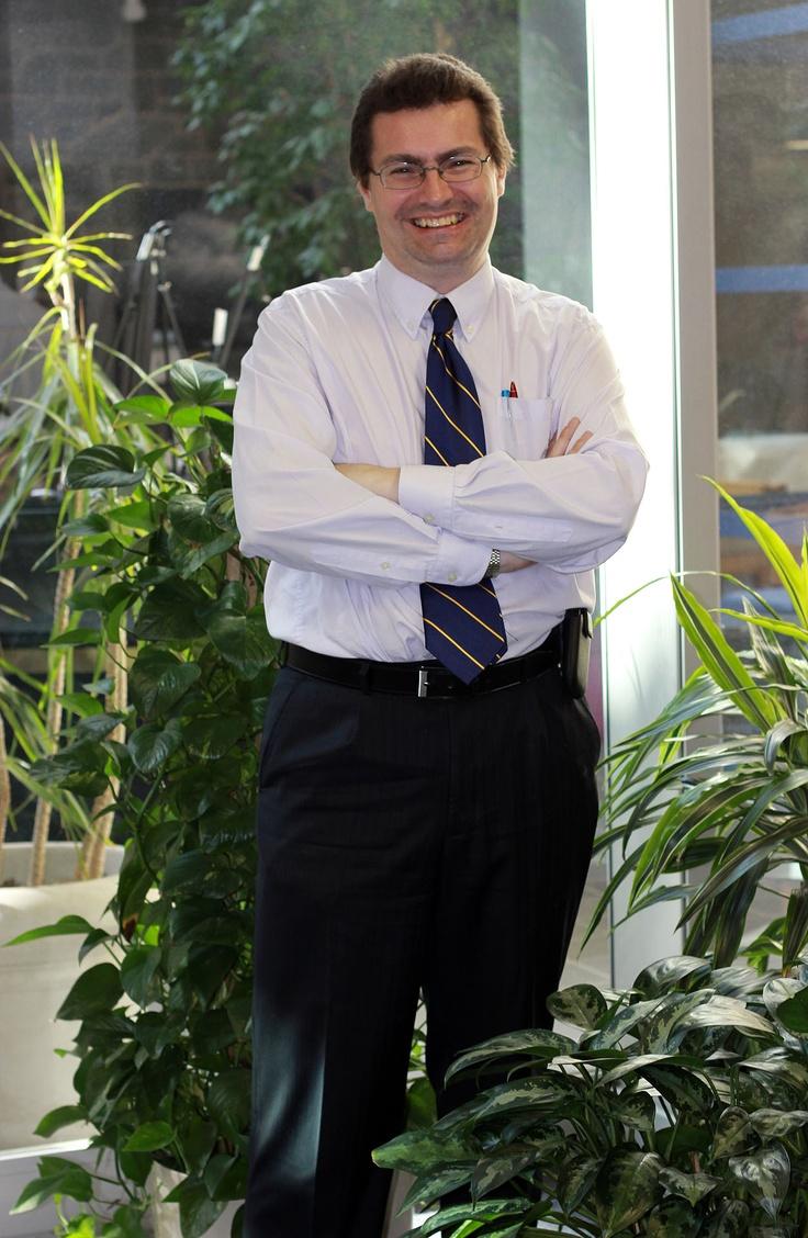 David Michels, Law Librarian