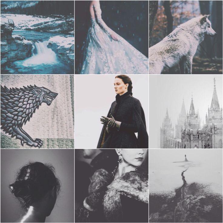 Sansa Stark aesthetics