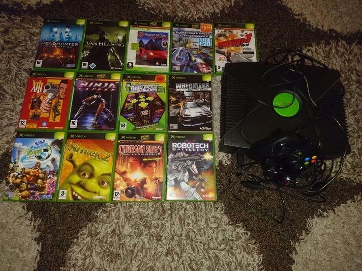 Original Xbox Games For Xbox : Best original xbox images on pinterest microsoft