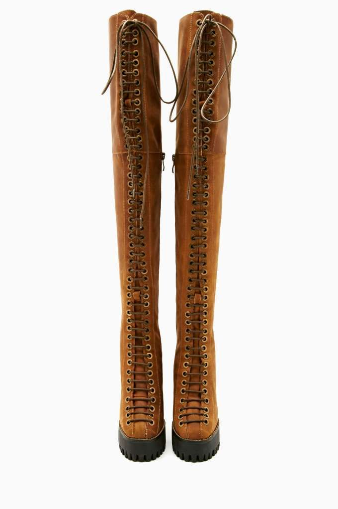 1000  images about {shoes} Thigh high boots on Pinterest ...