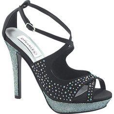 Sonya. Black Platform SandalsPlatform ...