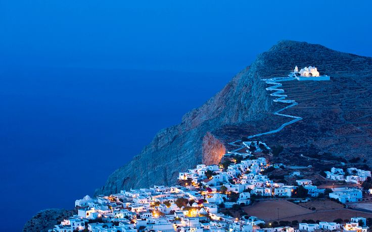 5 Reasons to Visit Folegandros - Greece Is