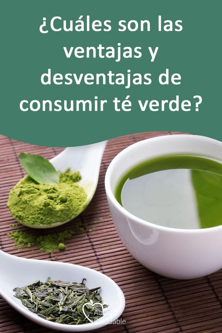 Cuales Son Las Ventajas Y Desventajas De Consumir Te Verde Te Verde Te Verde Como Tomar Batidos Saludables