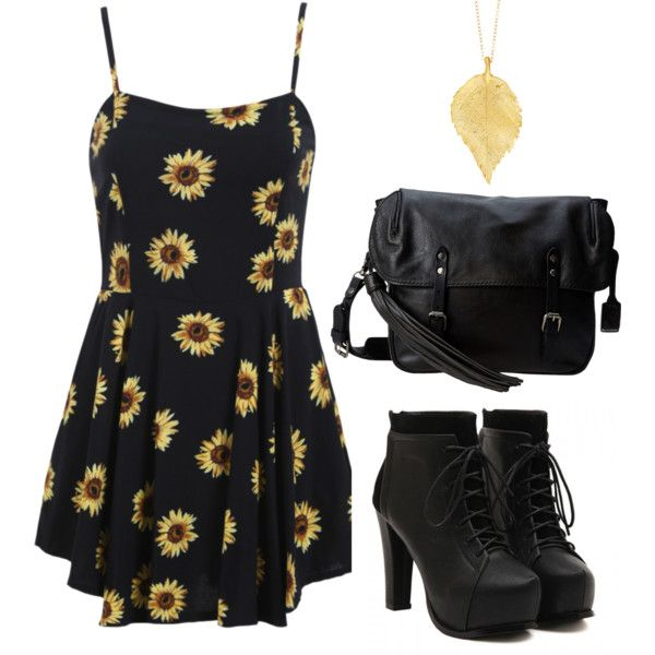 Black and Gold by Jillef on Polyvore featuring Frye and Chupi