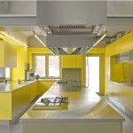 Yellow and White Kitchen Paint Ideas  http://www.kitchenfoundme.com/yellow-and-white-kitchen-paint-ideas/