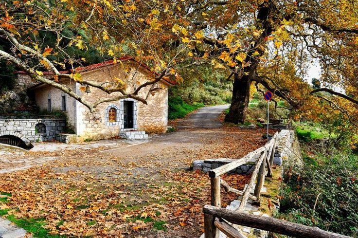 Elena Papa - Google+ - elena papa - in, Dimitsana, Arcadia Greece Autumn