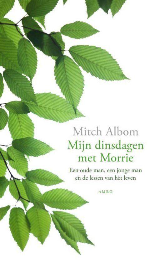Mitch Albom, Mijn dinsdagen met Morrie