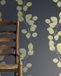Leaf Black/Gold från Jocelyn Warner