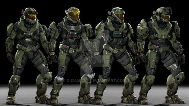 Bring Bag That Reach Levels Of Customization Halo Spartan