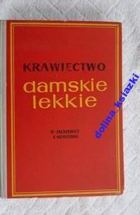 Krawiectwo damskie lekkie - Jackiewicz Kobielska