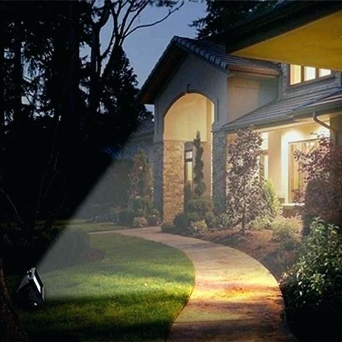 Solar Spot Lights Outdoor, Outdoor Spot Lights For House
