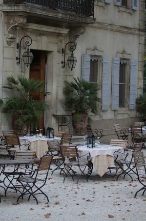 Le Chateau des Alpilles, Saint-Remy-de-Provence, France
