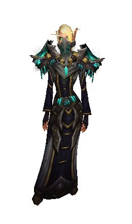 Grievous Gladiator's Regalia is a Mage transmog set containing 24 items.