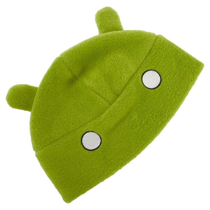 Android beanie!