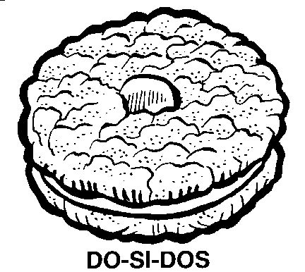do si dos coloring page
