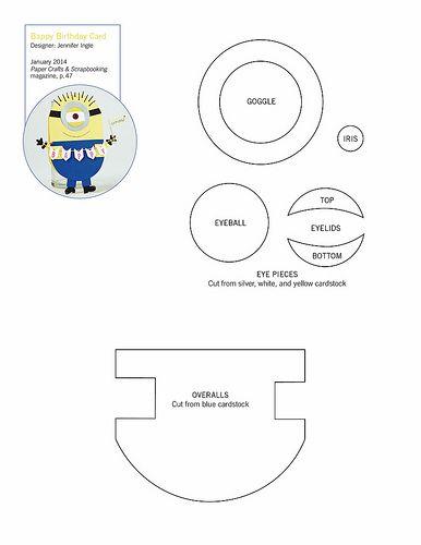 free beados templates - 25 b sta minion template id erna p pinterest