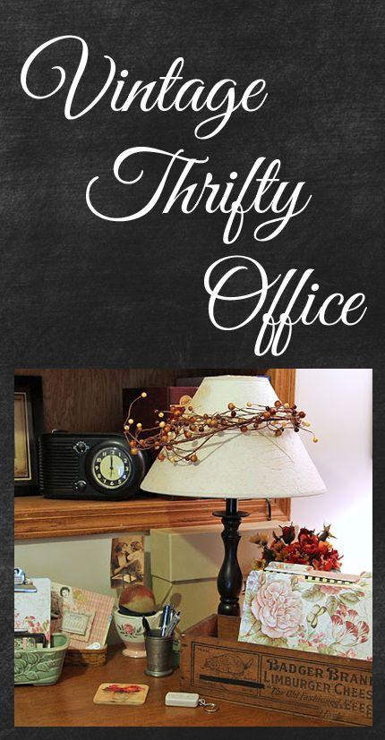 25+ best ideas about Vintage office decor on Pinterest ...