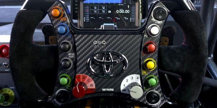 ¿Un #Toyota #Prius para competencia? Te va a sorprender…