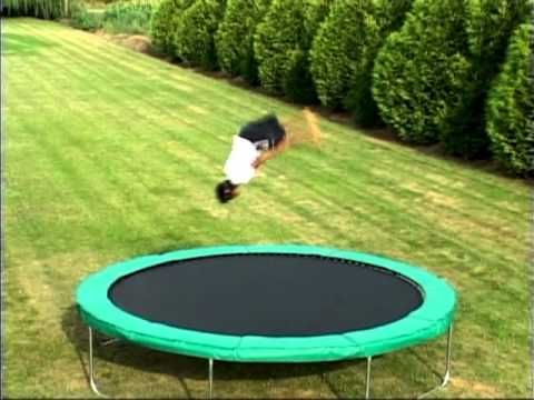 16' Mega Bounce by Super Fun Trampolines - YouTube