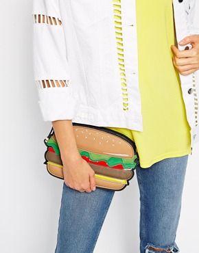 New Look – Burger – Clutch