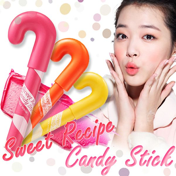 Etude House - Sweet Recipe - Candy Stick - gloss