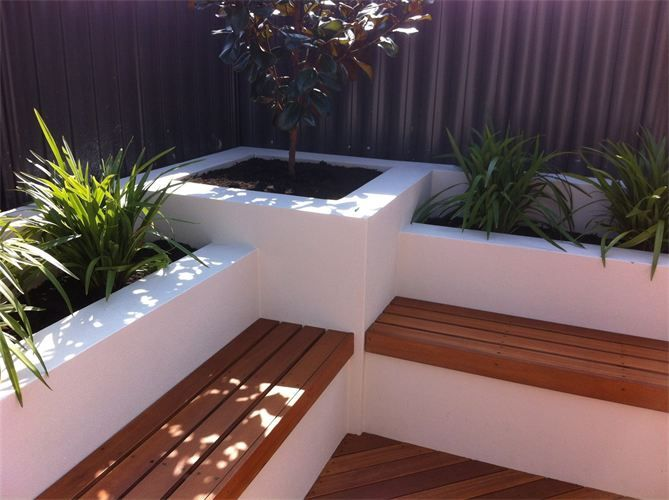 23 Best Images About Timber Seating Areas On Pinterest