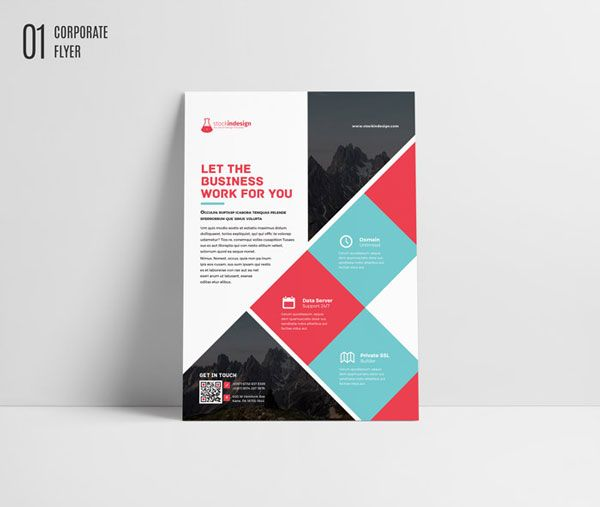 Tax Preparer Brochure Template Design Indesign Brochure Template