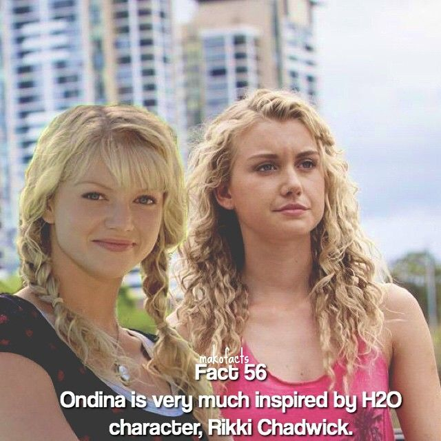 Mako Mermaids-and Rikki is coming in season 3/4! can't wait to see them clash
