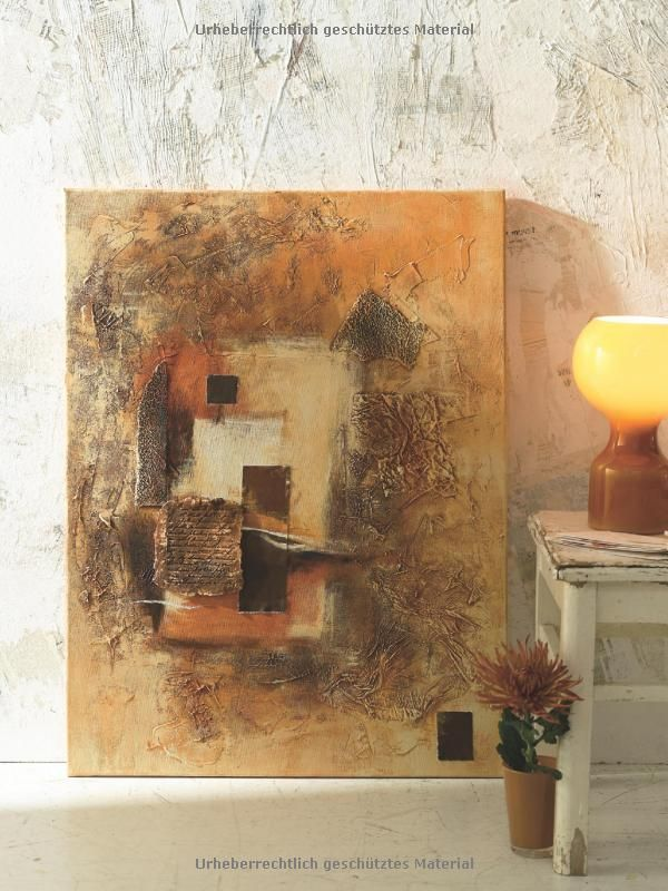 ideenreich abstrakt acrylbilder f r ein modernes zuhause alice r gele b cher. Black Bedroom Furniture Sets. Home Design Ideas