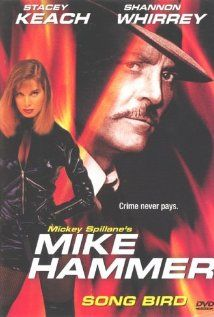 Mike Hammer, Private Eye (1997–1998) - Stars: Stacy Keach, Shane Conrad, Shannon Whirry.  -  Stacy Keach's original portrayal of the title character is revived with a new Velda and a different cop as his friend. Mike's cases are arranged to reflect the times of the late '90's.  -  CRIME / DRAMA