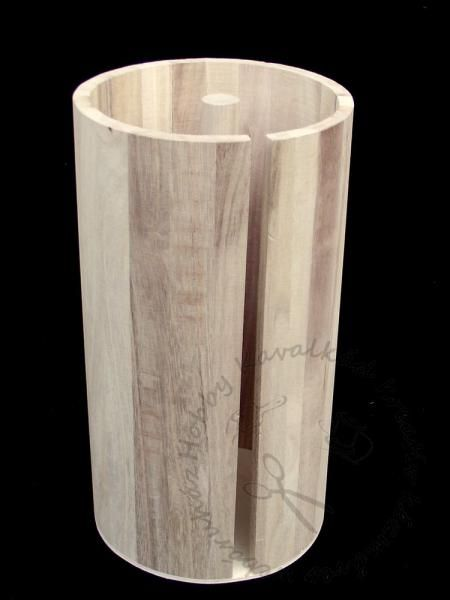 Hobbykavalkad - Webshop - Fa henger alakú, álló konyhai papírtörlő tartó