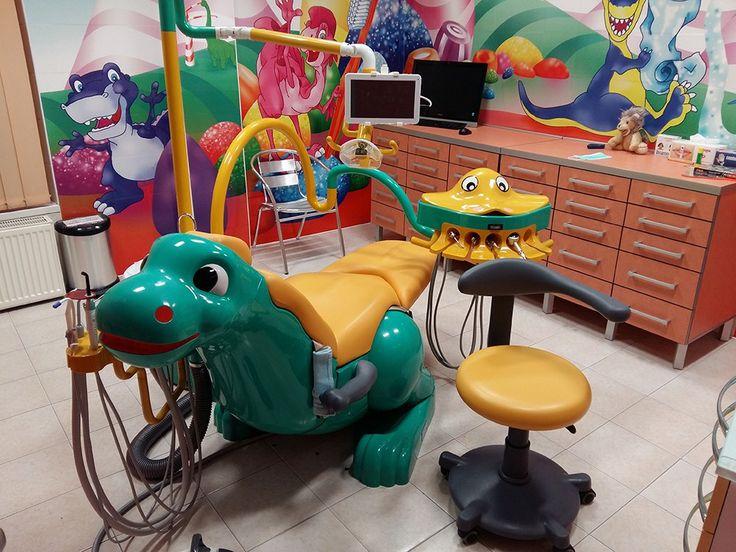 Dentysta dla dzieci - SWISSDENT - Stomatolog dziecięcy Kraków