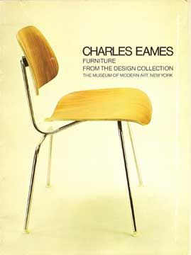 Charles Eames, Furniture From The Design Collection,  MOMA  1973