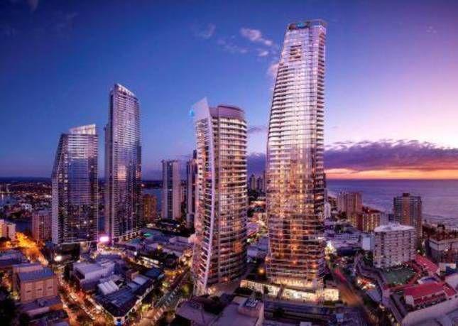 Hilton Boulevard - Private Listing, a Gold Coast Central Apartment --Surfers Paradise | Stayz