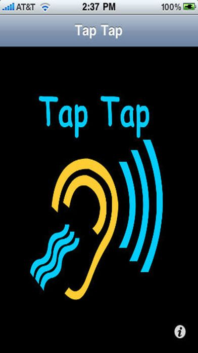 TapTap (App £2.29 for Deaf & Hearing Impairment people to Respond to the Environment)