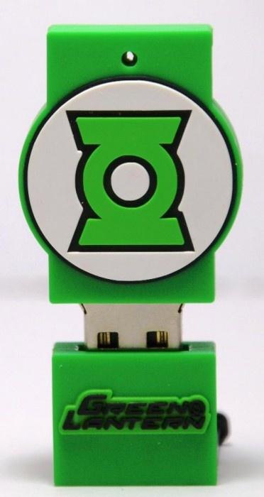 DC Comics Justice League 4GB USB Flash Drive, Green Lantern Price: P988.00 DESCRIPTION Original Justice League Green Lantern 4GB Flash Drive Specifications: . PVC fashionable design . Support USB 2.0 . 4GB Flash Memory . Size: 58 mm x 26 mm x 12 mm . Packaging: Blister card